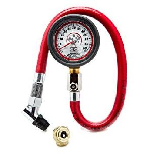 Longacre Racing Air Gauge 0-60psi