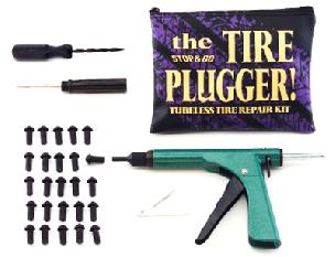 Stop&Go Tire Plugger with Insertion Gun