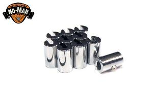 Chrome Re-Usable Spoke Weights 10 pc. 1 oz.