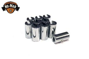 Chrome Re-Usable Spoke Weights 10 pc. 1-1/4 oz.